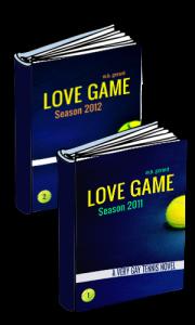 Love Game series by M.B. Gerard