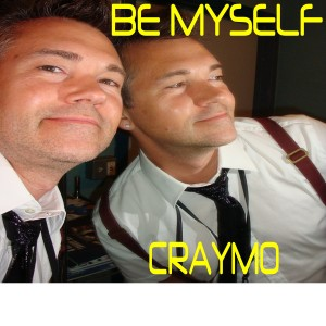 Be Myself CD Single Cover